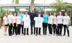 Torrevieja ayuda al equipo de balonmano femenino Mare Nostrum a ascender