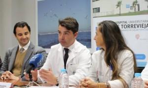 Torrevieja es un 30% más eficiente que el resto de hospitales públicos