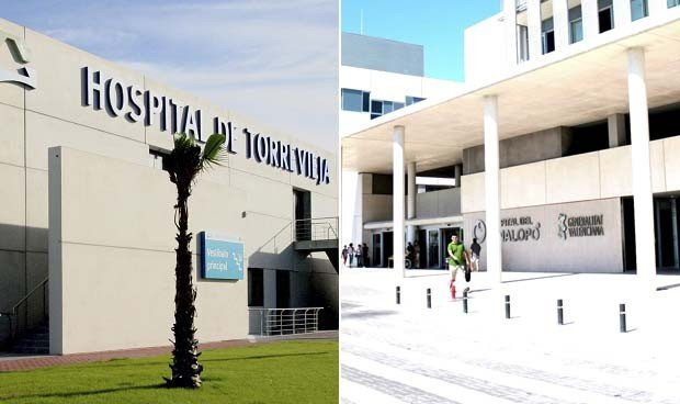 Torrevieja y Vinalopó tienen 3 veces menos espera que la media regional