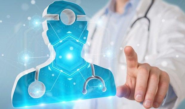 """Trabajar con inteligencia artificial """"incomoda"""" a uno de cada 3 médicos"""