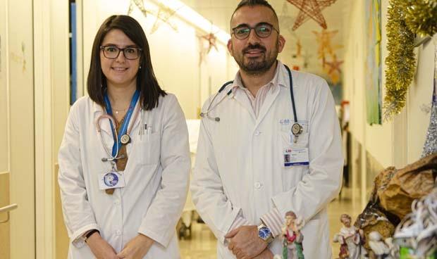 Trabajar en Navidad en el hospital: cuatro historias y el mejor regalo