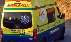 Traslada a un enfermo en su ambulancia superando 8 veces la tasa de alcohol