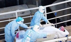 Tres CCAA, entre las 5 regiones europeas con más muertes en la primera ola