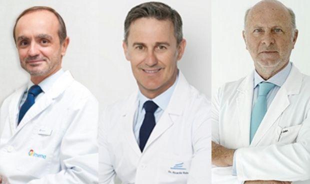 Tres dermatólogos, entre los 100 mejores médicos de España según Forbes