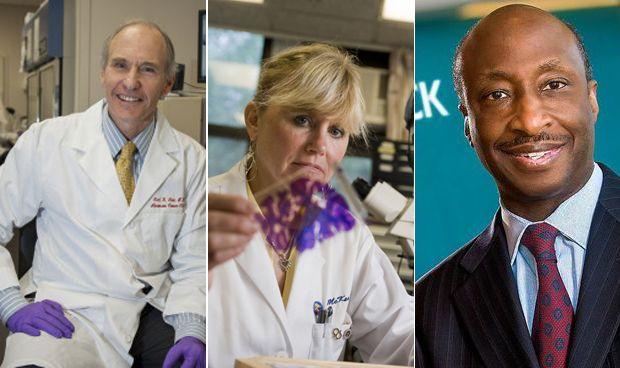 Tres sanitarios entre las 100 personas más influyentes del mundo