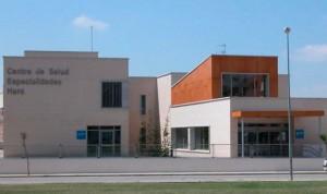 El coronavirus obliga a un control de acceso físico en un centro de salud
