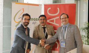 Triple acuerdo para fomentar la formación de los sanitarios en biosimilares