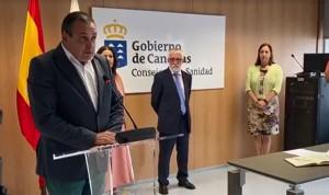 """Trujillo presenta la 'nueva' Consejería: """"No descansaremos frente al Covid"""""""
