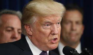 Trump abre la puerta a un acuerdo temporal para reformar la sanidad