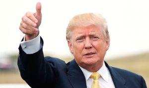 """Trump: """"La sanidad es más difícil que la paz en Oriente Próximo"""""""