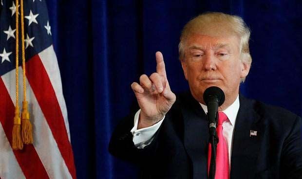 Trump prohíbe las vacaciones a sus senadores hasta acabar con el Obamacare