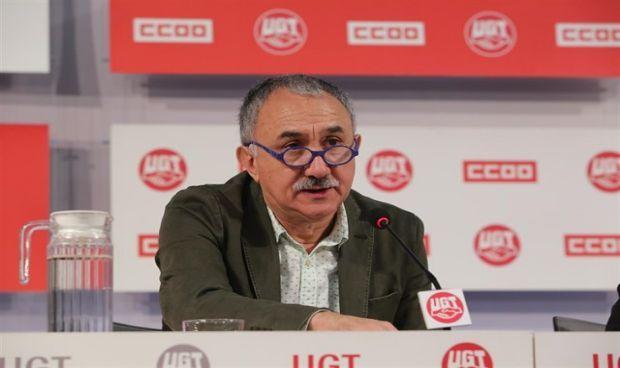 """UGT propone un plan de acción con 5 medidas """"antiprecariedad"""" en sanidad"""