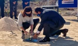 La UIB comienza a construir su nuevo edificio de la Facultad de Enfermería
