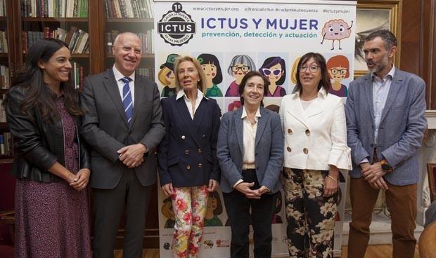 """""""El ictus es más grave en las mujeres y supone la primera causa de muerte"""""""