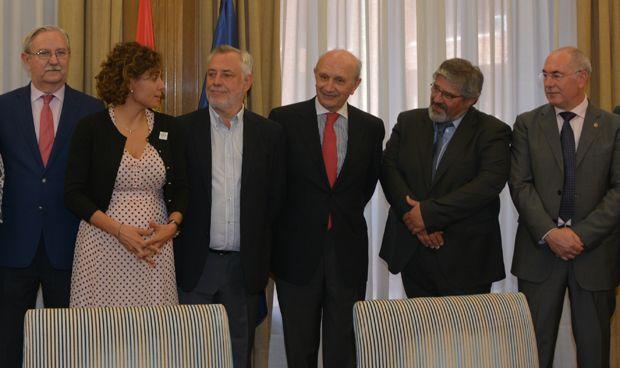 Un asturiano en la sala de espera del Ministerio