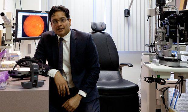 Un biomarcador predice la respuesta a la terapia en edema macular