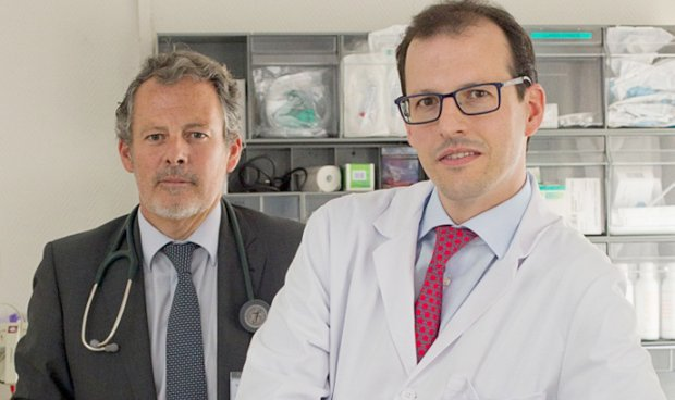 Un bloqueante cardiaco reduce el tamaño del infarto agudo