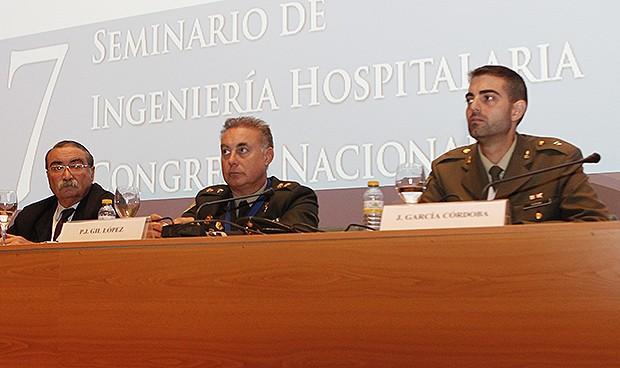 Un Congreso de Ingeniería Hospitalaria con 'aire' militar