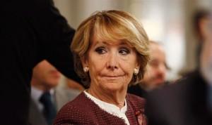 Un consejero de Sanidad sitúa a Esperanza Aguirre en reuniones de la Púnica