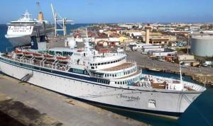 Un crucero en cuarentena por el pánico al sarampión que vive Estados Unidos