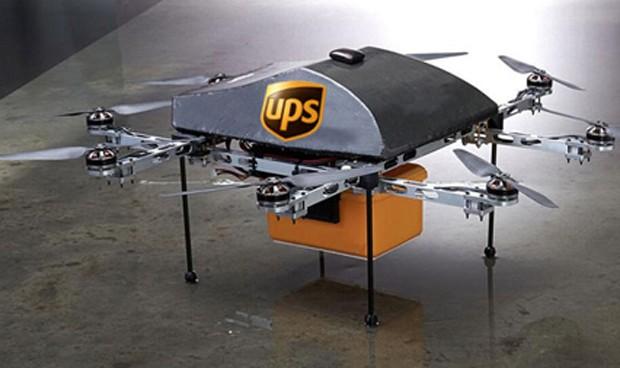Un dron traslada suministro médico a 5 kilómetros en 8 minutos