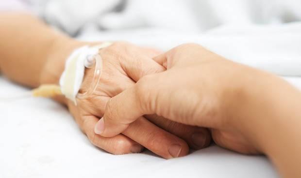 Un enfermo terminal con párkinson pide a los médicos que le dejen morir