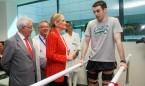 Madrid hace historia y logra que lesionados medulares caminen con ayuda