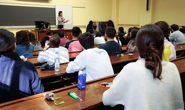Un estudiante de la universidad privada, número 1 del PIR 2020