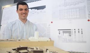 Un estudiante universitario diseña el primer centro de epilepsia de España