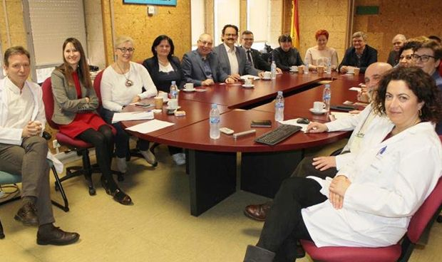 Un grupo de gestores polacos conoce el funcionamiento del Sescam