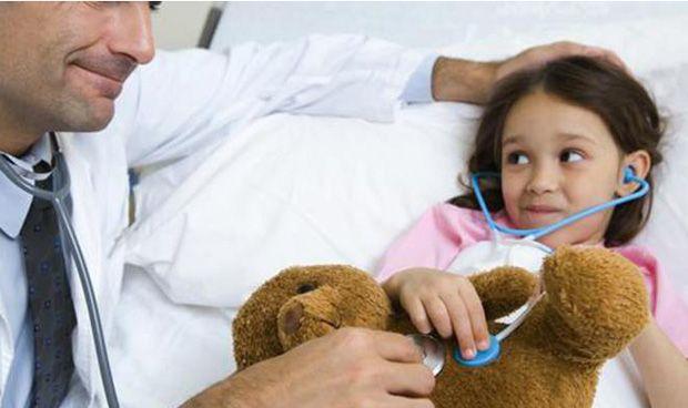 Un hospital de ositos para que los niños pierdan el miedo a los médicos