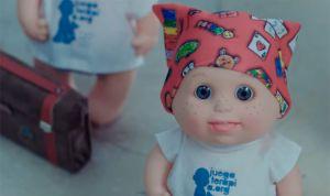 Un juguete solidario con el cáncer infantil, entre los más vendidos en 2017