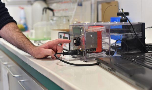 Un láser que provoca la muerte 'natural' de las células tumorales cutáneas