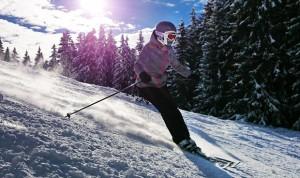 Un médico analiza las lesiones más comunes del esquí