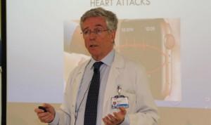 Un cardiólogo español logra electrocardiogramas precisos con un smartwatch