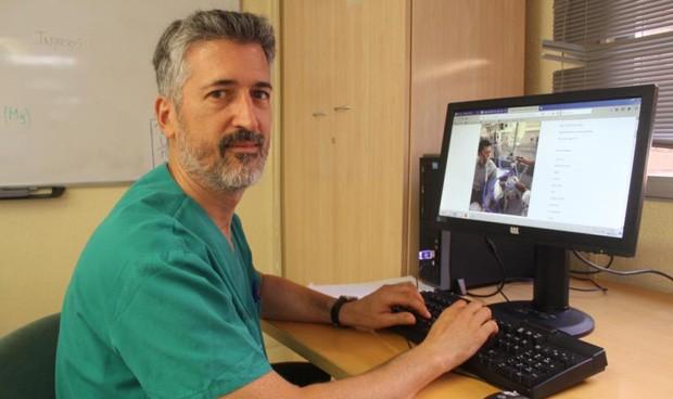 Un médico español participa en la guía mundial de oxigenoterapia