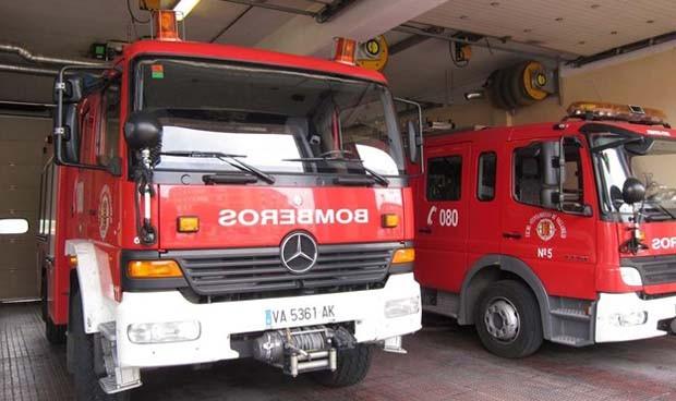 Un médico salva a dos ancianos de un incendio en una visita a domicilio