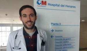 Un MIR internista galardonado con el primer Premio Nacional Fin de Carrera