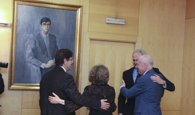 Un pacto para relanzar la Primaria bajo la mirada de Ernest Lluch
