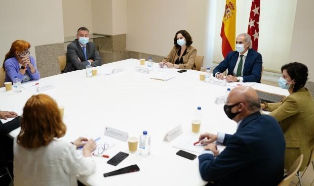 Un 'plato fuerte' e incertidumbre en la Mesa Sectorial de Madrid