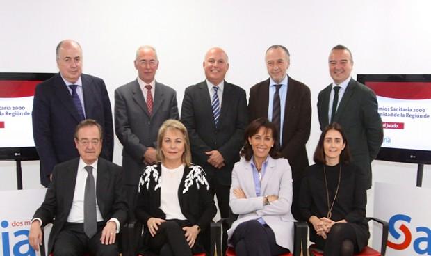 Un prestigioso jurado para los II Premios a la Sanidad de Murcia