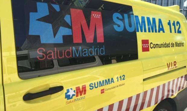 Un 'spotify' en las nuevas ambulancias madrileñas