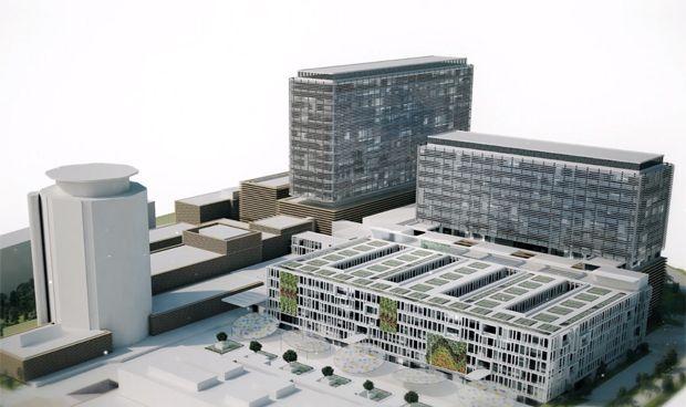 Un vídeo muestra cómo será el nuevo Hospital La Paz