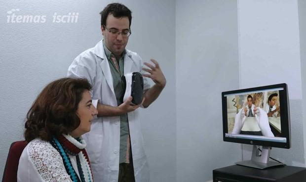 Una app de realidad virtual 'made in Spain' para rehabilitar casos de ictus