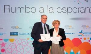 Una campaña contra la violencia en discapacitados, premiada por AMA