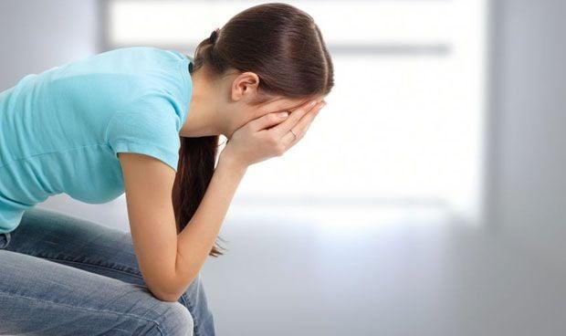 Una de cada cuatro chicas de 14 años tiene síntomas de depresión