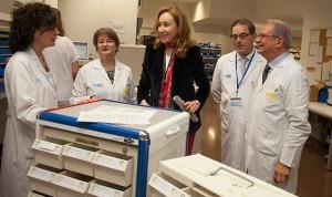 Una década de consultas externas y Radiología en el Hospital San Pedro