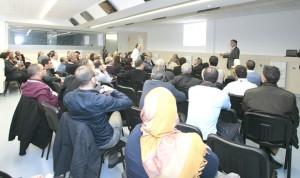 Una delegación de nefrólogos africanos visita el Centro Diálisis Terrassa