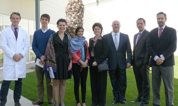 Una delegación del Foro Económico Mundial estudia el 'modelo Alzira'
