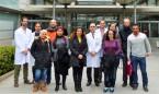 Una delegación del Ministerio de Salud egipcio visita el Infanta Leonor